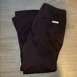 3/$45 - Calvin Klein Brown Trousers